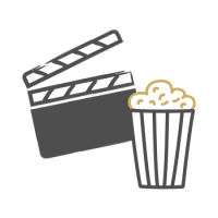 ELICOS 6322 Web Icons V2 Movies